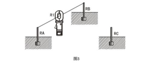 钳形接地电阻测试仪三点法电路图.jpg